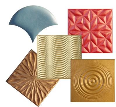 دیوارپوشهای چرمی سه بعدی