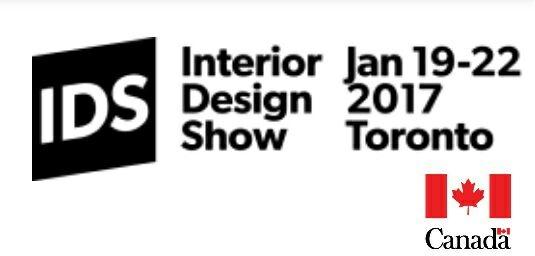 حضور چرمینه چوب استار در نمایشگاه IDS 2017 تورونتو
