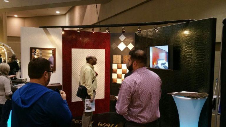 حضور چرمینه چوب استار در نمایشگاه IDS 2017تورونتو