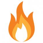 تست مقاومت در برابر آتش ورقهای چرمینه چوب استار